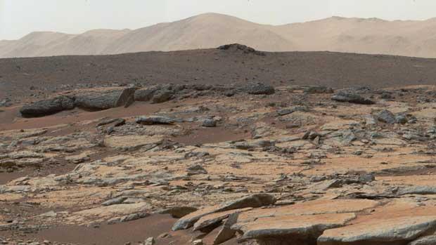 Mars : les radiations cosmiques risquent d'endommager le cerveau des astronautes