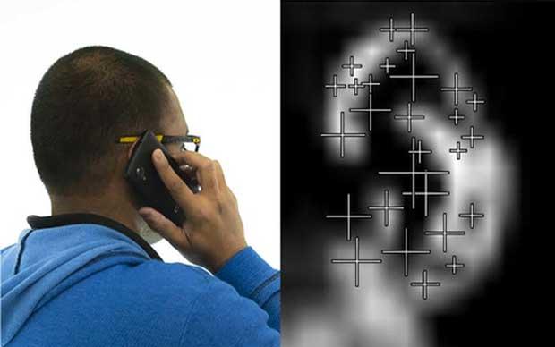 Déverrouiller son smartphone avec l'oreille sera bientôt possible