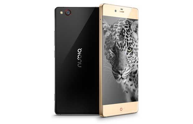 Nubia Z9 : un smartphone avec un écran vraiment sans bords