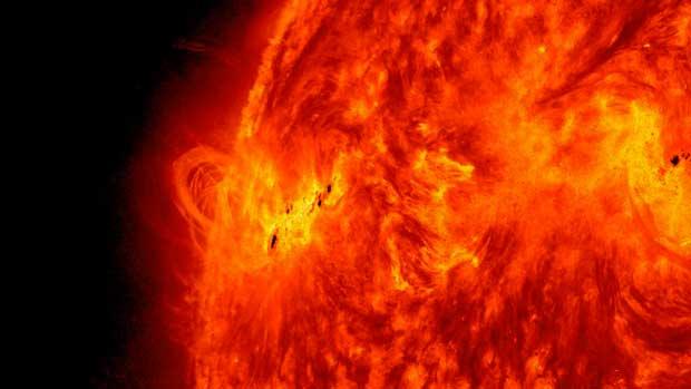 Pourquoi le Soleil est si chaud - Le Mondefr