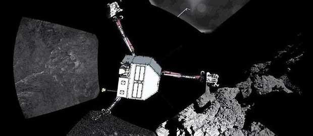 Philae réveillé peut encore beaucoup nous apprendre sur la comète Tchouri.