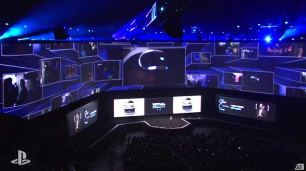 Rigs : Sony présente un jeu d'e-sport pour Morpheus