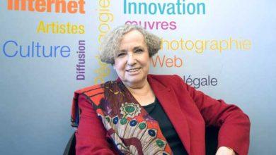 Marie-Françoise Marais, la présidente de la Hadopi