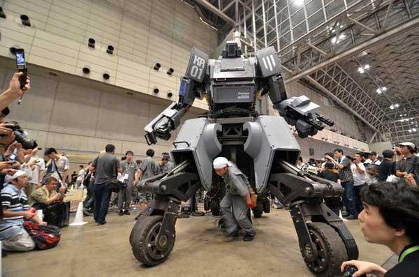 Le Kurata de Suidobashi Heavy Industry
