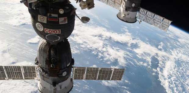 Le ravitaillment est enfin arrivé à la station spatiale internationale.