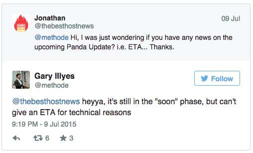tweet-gary-illyes-google-panda