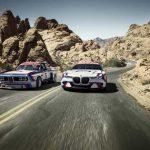 BMW : une 3.0 CSL Hommage R Concept pour Pebble Beach