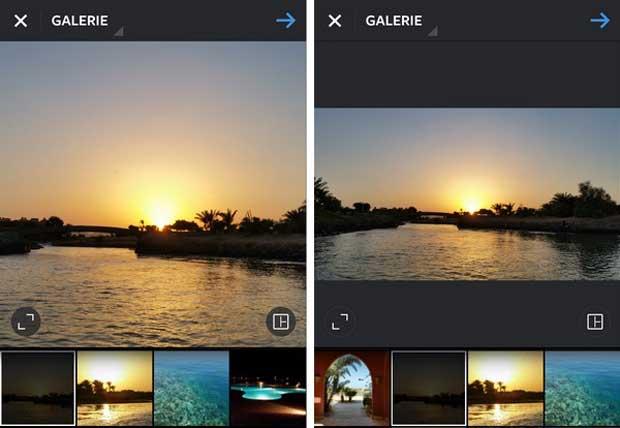 Vos photos Instagram vont enfin pouvoir sortir du format carré