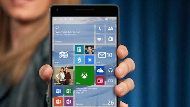Windows 10 Mobile : nouvelle Preview disponible pour plus de stabilité