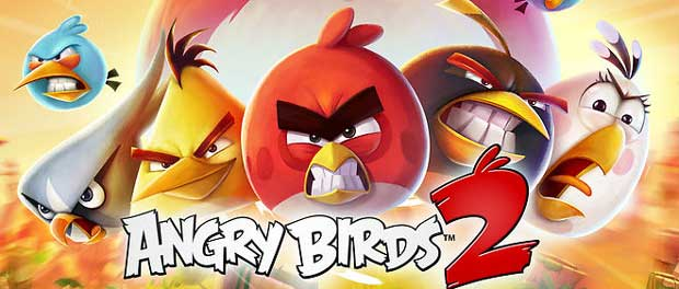 Une première mise à jour pour Angry Birds 2