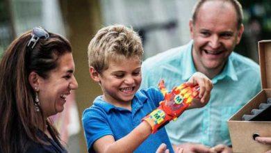 L'impression 3D veut donner une main aux enfants qui n'en ont pas