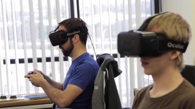 Facebook plancherait sur une app mobile de réalité virtuelle