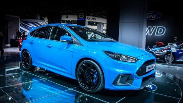 Salon de Francfort 2015 : Ford Focus RS, 4,7 secondes pour le 0-100 km/h !