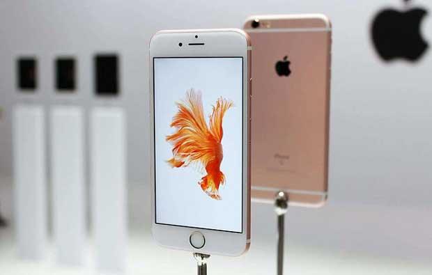Les iPhone 6S et le 6S Plus ont été dévoilés mercredi 9 septembre 2015.