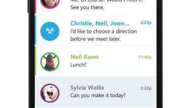 Microsoft sort une version Android de Send, son appli de mail «instantané»