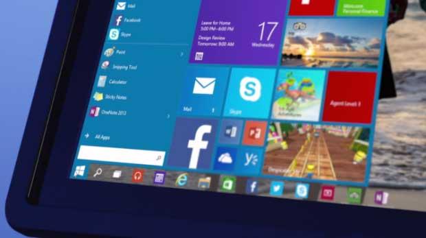 Des nouveautés Microsoft sous Windows 10 attendues le 6 octobre 2015