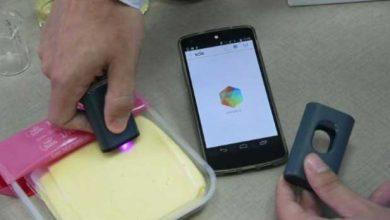 Un scanner de poche pour savoir de quoi est fait un objet ou un aliment