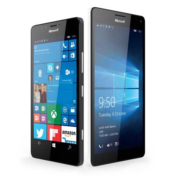 Lumia 950 and Lumia 950 XL
