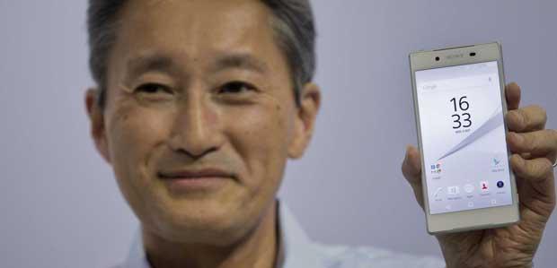 Kazuo Hirai, le CEO de Sony Michael Sohn