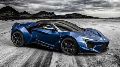 Voici la W Motors Fenyr SuperSport !