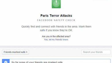 Attentats à Paris : Facebook active l'outil permettant de se dire «en sécurité»