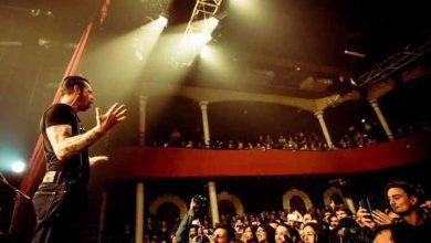 Eagles of Death Metal sur scène avant l'attentat.