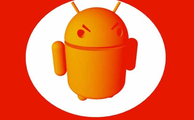 Une vulnérabilité dans le moteur Javascript du navigateur Google Chrome version mobile.