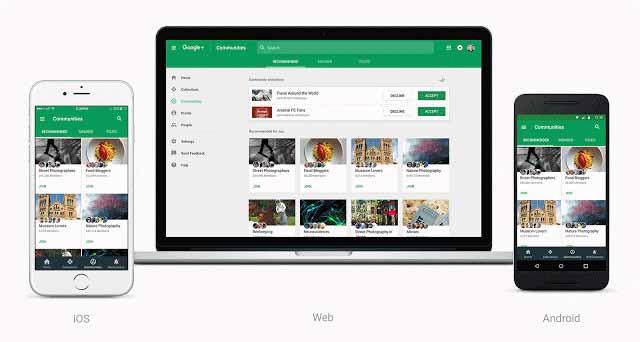 Est-ce qu'une orientation « intérêts » vous semble bien pour Google+ ?