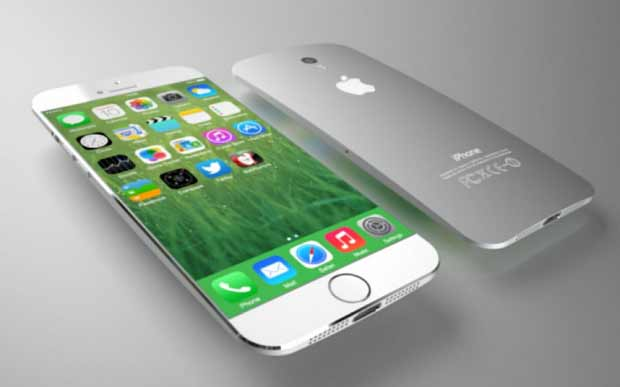 Concept art d'iPhone 7