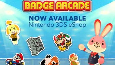 Nintendo Badge Arcade arrive en Europe