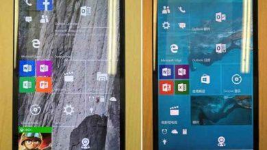 Lumia 950 et Lumia 950 XL
