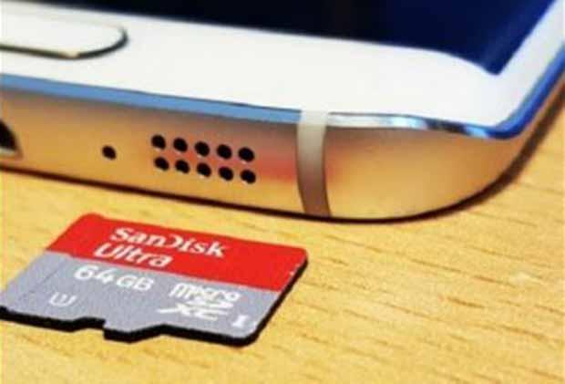 Le port microSD serait de retour avec le Galaxy S7 !
