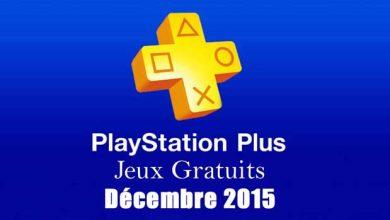 Les jeux gratuits de PlayStation Plus en décembre 2015
