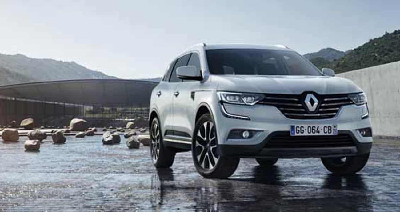 Koleos : un nouvel arrivé dans le club des voitures haut de gamme de Renault
