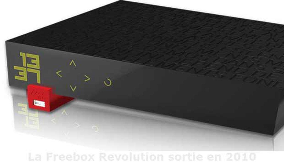 Pas de date exacte, mais un lancement de la Freebox V7 désormais prévu en automne
