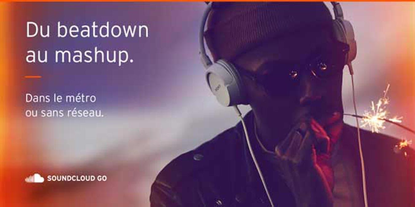 L'offre de streaming s'étoffe en France avec l'arrivée de l'offre payante de SoundCloud