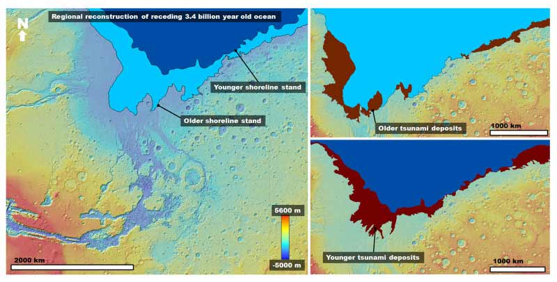 traces-of-ancient-mega-tsunamis-discovered-on-mars