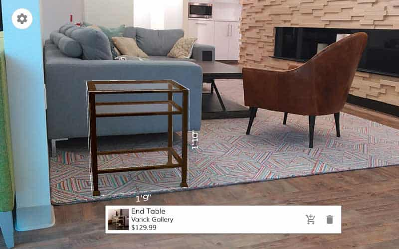 How-the-smartphone-projects-home-furniture-on-the-screen