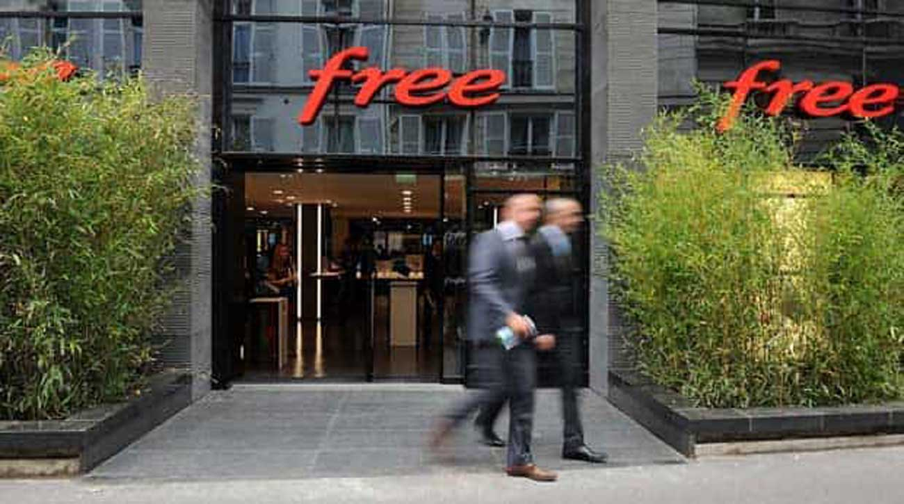 Free Mobile affiche sa carte de couverture 3G en réseau propre