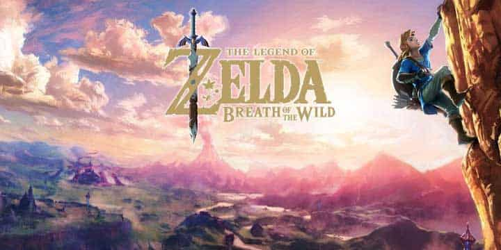 Nintendo a publié 4 nouvelles vidéos de The Legend of Zelda: Breath of the Wild