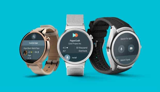 Pour faire oublier le retard d'Android Wear 2.0, Google propose une Developer Preview 3