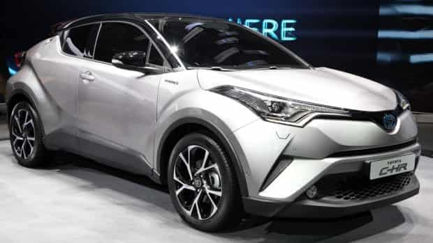 C-HR : Le Crossover Compact Toyota