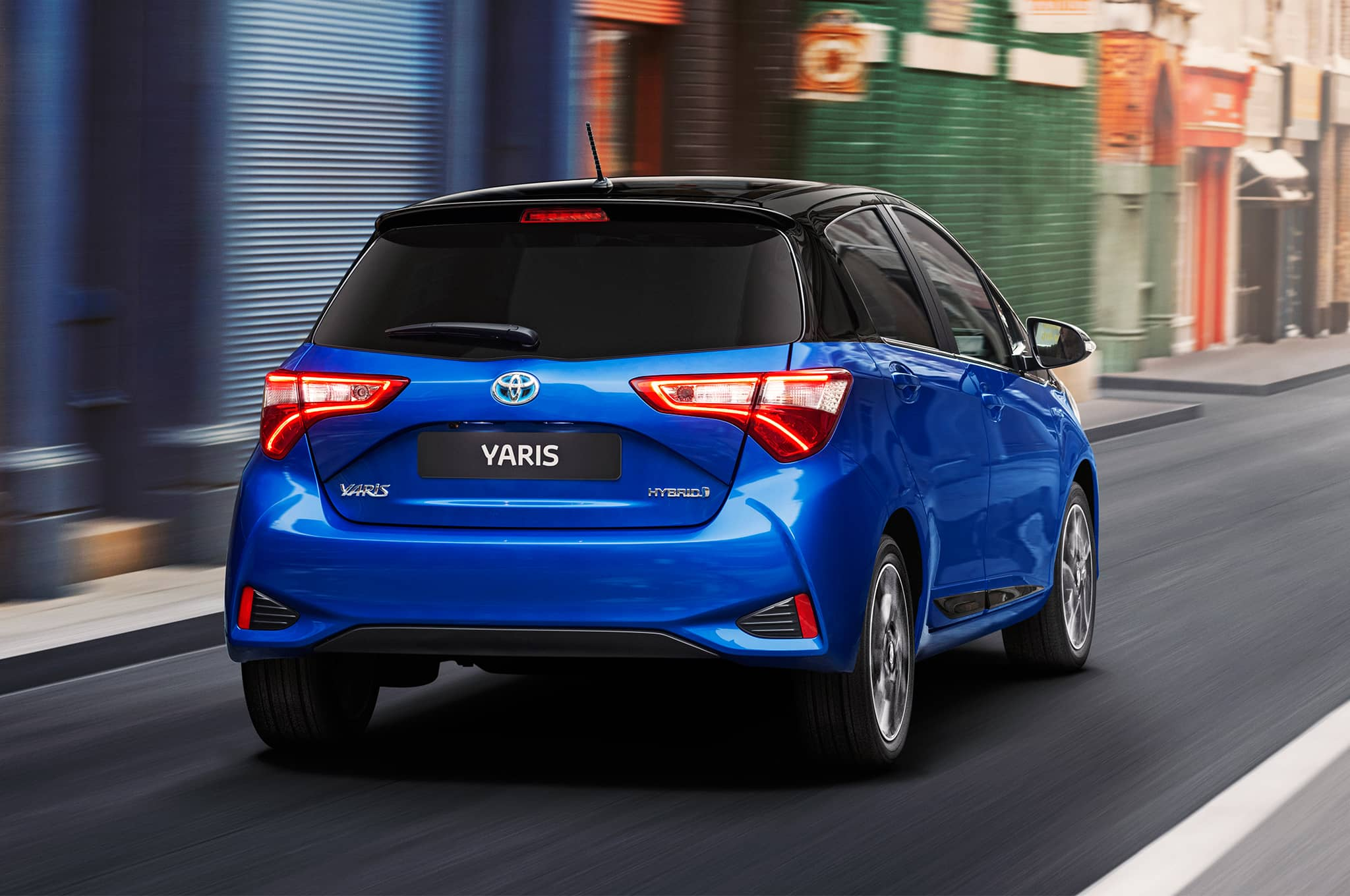 Nouvelle Toyota Yaris