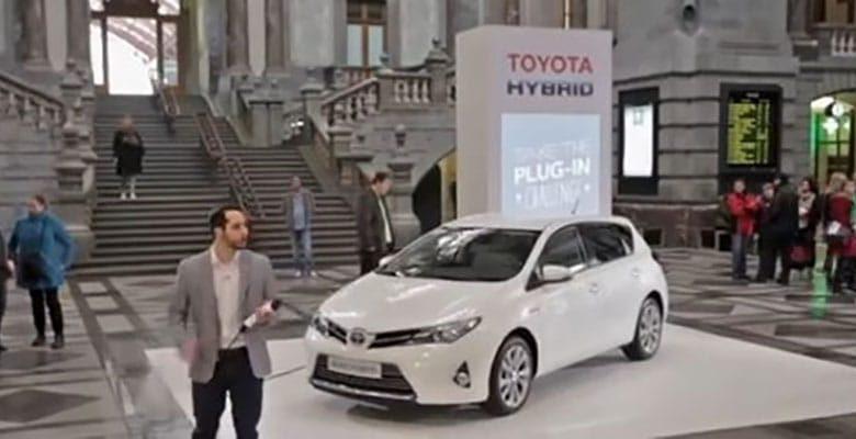 Bilan premier semestre 2017 : les immatriculations de Toyota France portées par l'hybride