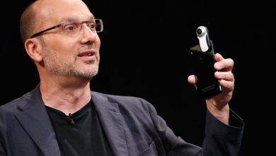 Photo d'Andy Rubin