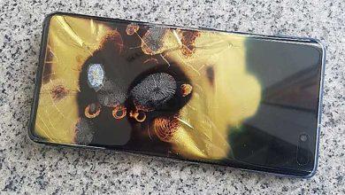 Le Galaxy S10 5G prend feu, mais Samsung refuse de prendre ses responsabilités