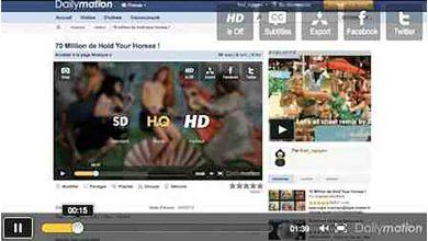 Photo de Un nouveau lecteur vidéo proposé par Dailymotion, le géant du partage de vidéo en ligne