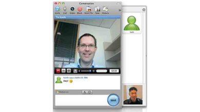 Photo of MSN Messenger 8 pour Mac OS
