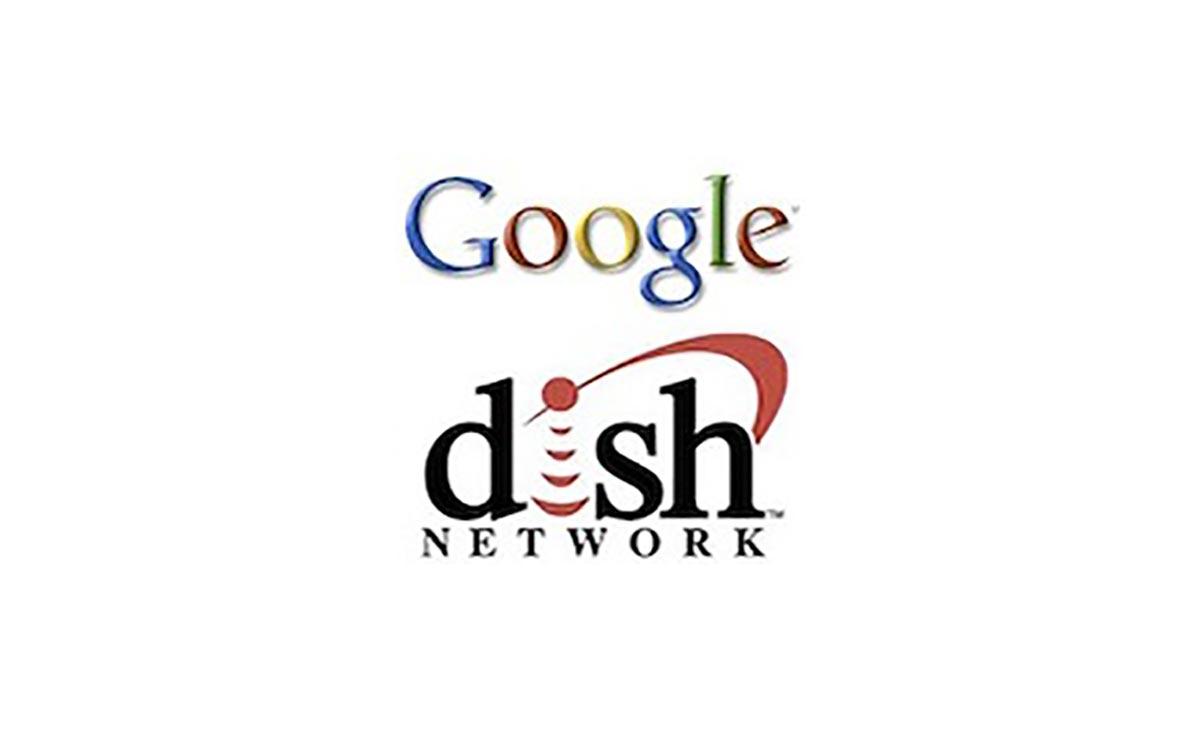 "Google test le service ""TV search"" avec DISH Network"