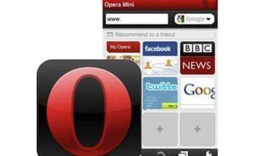 Photo de Apple approuve Opera Mini pour l'iPhone et l'iPad